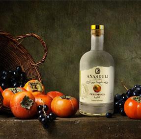 Портфель компании пополнился  новым премиальным продуктом – грузинской фруктовой водкой Anaseuli.