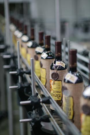 «Душа Монаха» — новий винний бренд, який поповнив портфель компанії IMPORT FOODS COMPANY