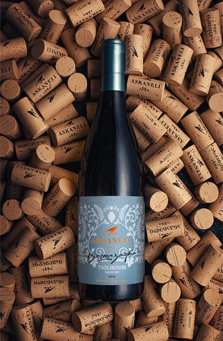 Новий підхід до виноробства: ребрендинг грузинського вина Askaneli навесні